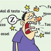 Influenza 2016 sintomi