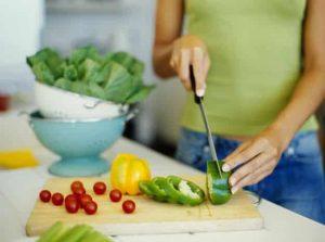dimagrire con la dieta vegetariana