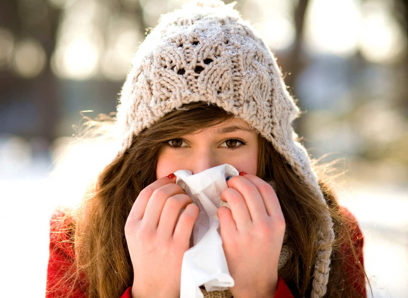 Difese immunitarie e freddo: come difendersi dai malanni?