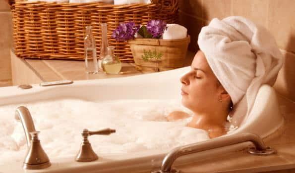 un bagno relax con prodotti naturali curiamo il corpo e la mente depurarsi in modo naturale