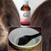 Olio di ricino per capelli e pelle proprietà