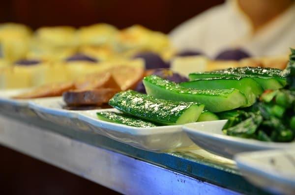 dieta del cetriolo