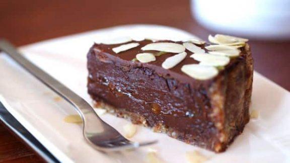 ciambella vegan al cioccolato