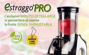 Estraggo Pro estrattore di succo