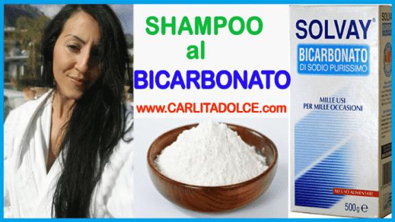 Bicarbonato e limone per lucidare i capelli