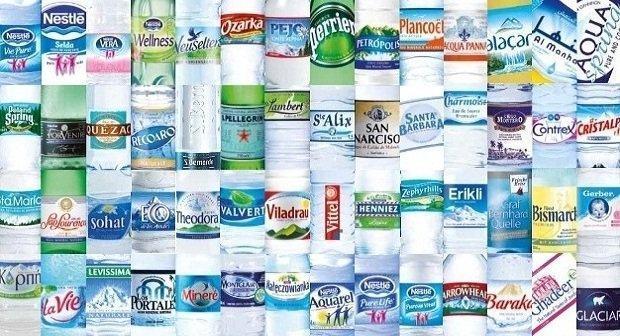 residuo fisso acqua in bottiglia: da sant'anna alla acqua panna