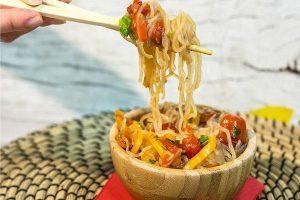 Shirataki di Konjac gli spaghetti senza carboidrati: sarà vero?