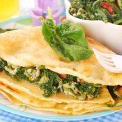 Ingredienti Crepes vegane ricetta