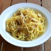 Ricetta Carbonara vegana e ingredienti
