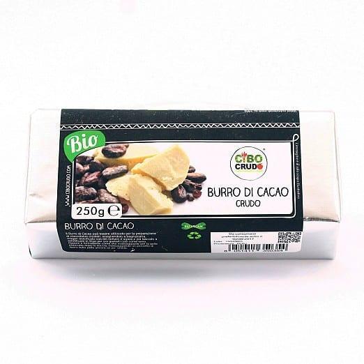 burro-di-cacao-crudo