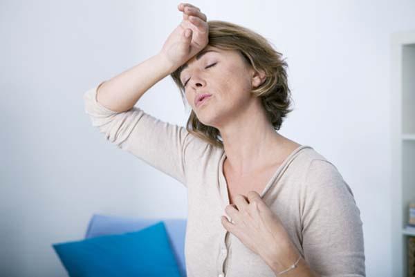 sudorazione notturna in menopausa