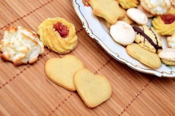 biscotti alla marmellata