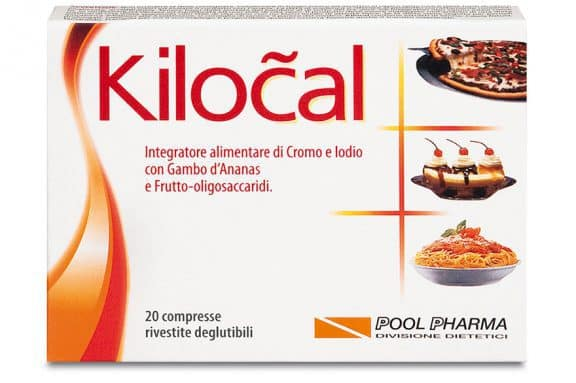 Kilocal brucia grassi