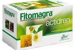 Fitomagra linea di integratori Aboca