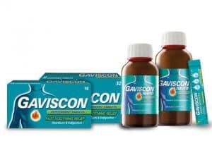 Gaviscon bustine e sciroppo per bruciore e indigestione