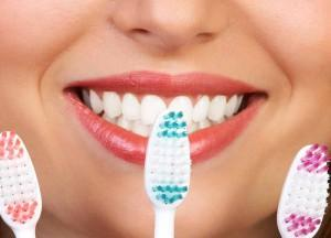 pulizia dei denti fai da te