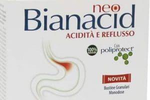 Bianacid Aboca: benefici reflusso, digestione e prezzo