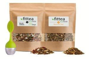 Fittea Detox: tisane e prodotti per dimagrire