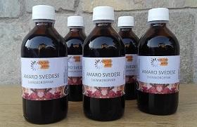 Amaro Svedese: proprietà, ricetta, ingredienti e prezzo
