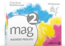 Mag 2 benefici e effetti collaterali del magnesio pidolato integratore