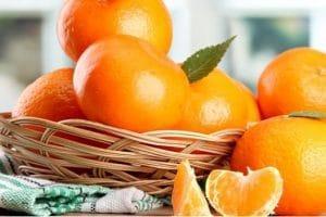 Calorie mandarino