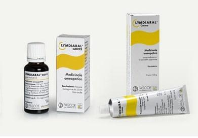 Lymdiaral gocce
