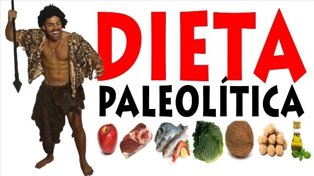 dieta paleolitica