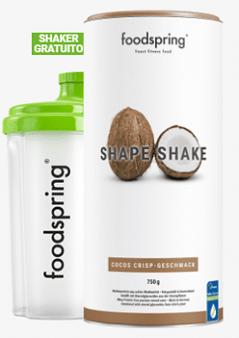 shape shake Foodspring