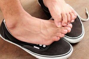 prurito ai piedi