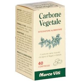 Carbone vegetale Marco Viti Farmaceutici