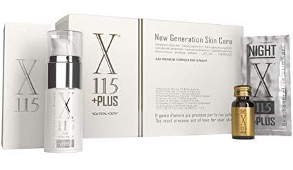 Crema antirughe X115