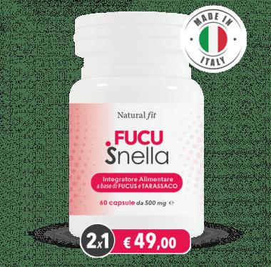 FucuSnella capsule