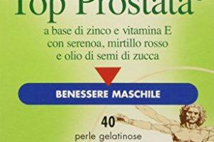 Top prostata