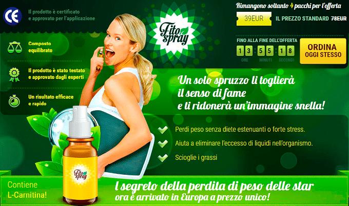 Fito Spray recensione