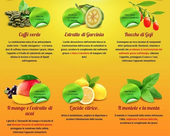 Fitospray ingredienti