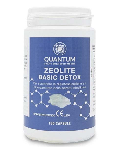 Zeolite Attivata Quantum Basic Detox
