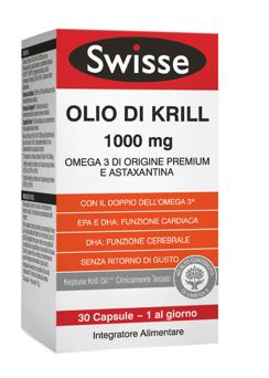 Swisse Olio di Krill