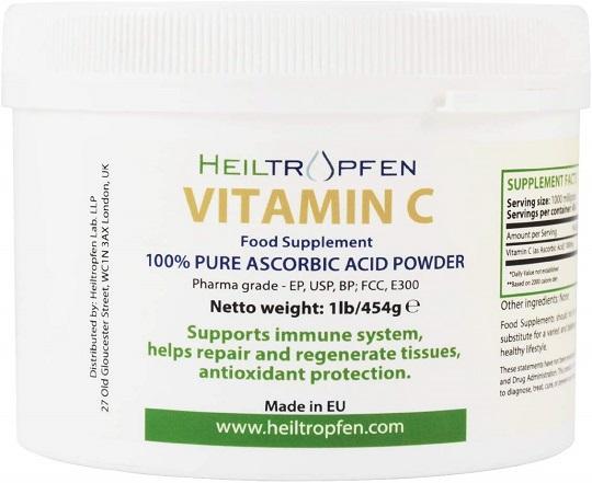 Vitamina C in polvere 1 kg
