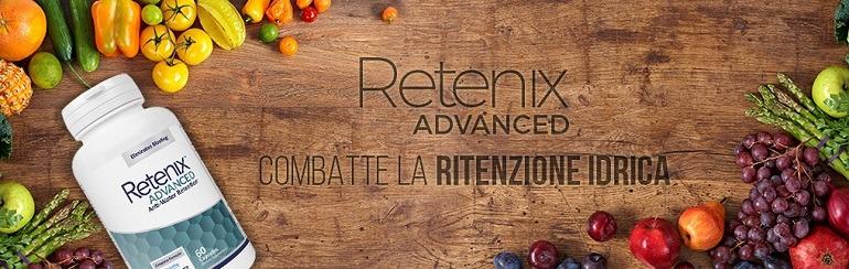 Retenix Advanced benefici ritenzione idrica