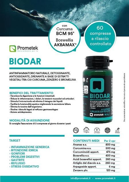 Biodar benefici