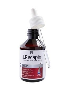 lozione L-Recapin Tonico per bloccare la caduta