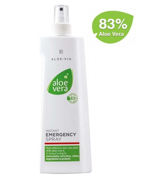 Emergency spray Lr