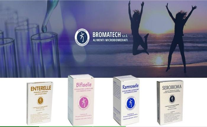 Protocollo pulizia Bromatech Fermenti lattici