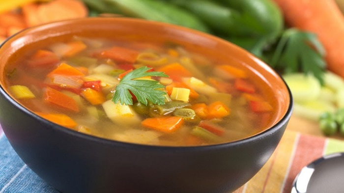 dieta del minestrone depurativa