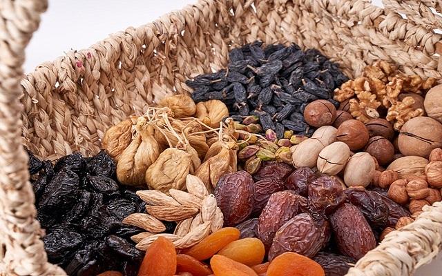 frutta secca proteine vegetali