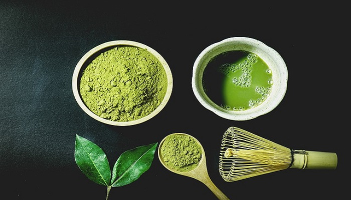 The Verde Matcha Benefici