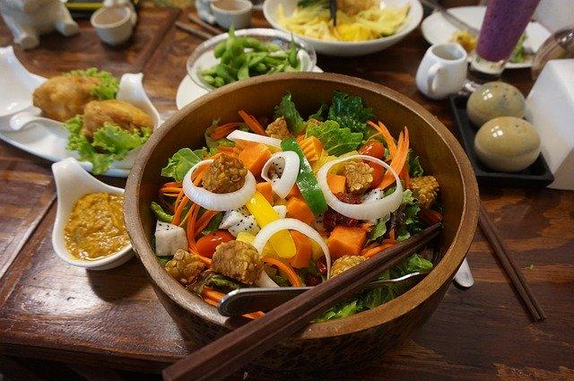 Dieta vegetariana alcalina
