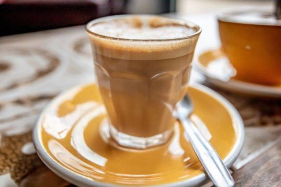 caffe ginseng