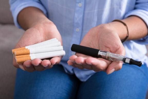la sigaretta elettrica