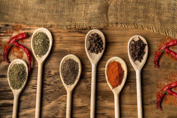 Erbe aromatiche e spezie